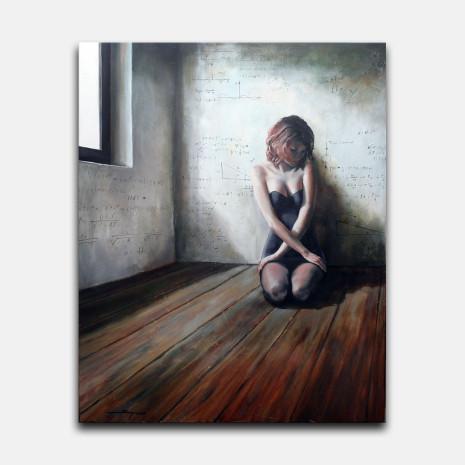 Cuadro figura - Femenino...
