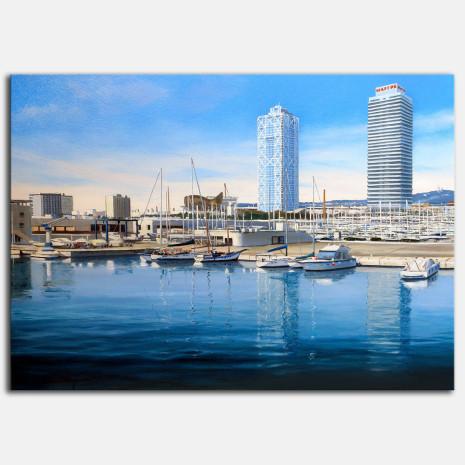Puerto Olímpico-Barcelona