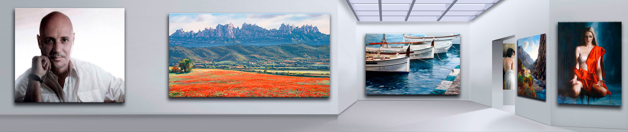 Jordi Sugrañes Artista Pintor